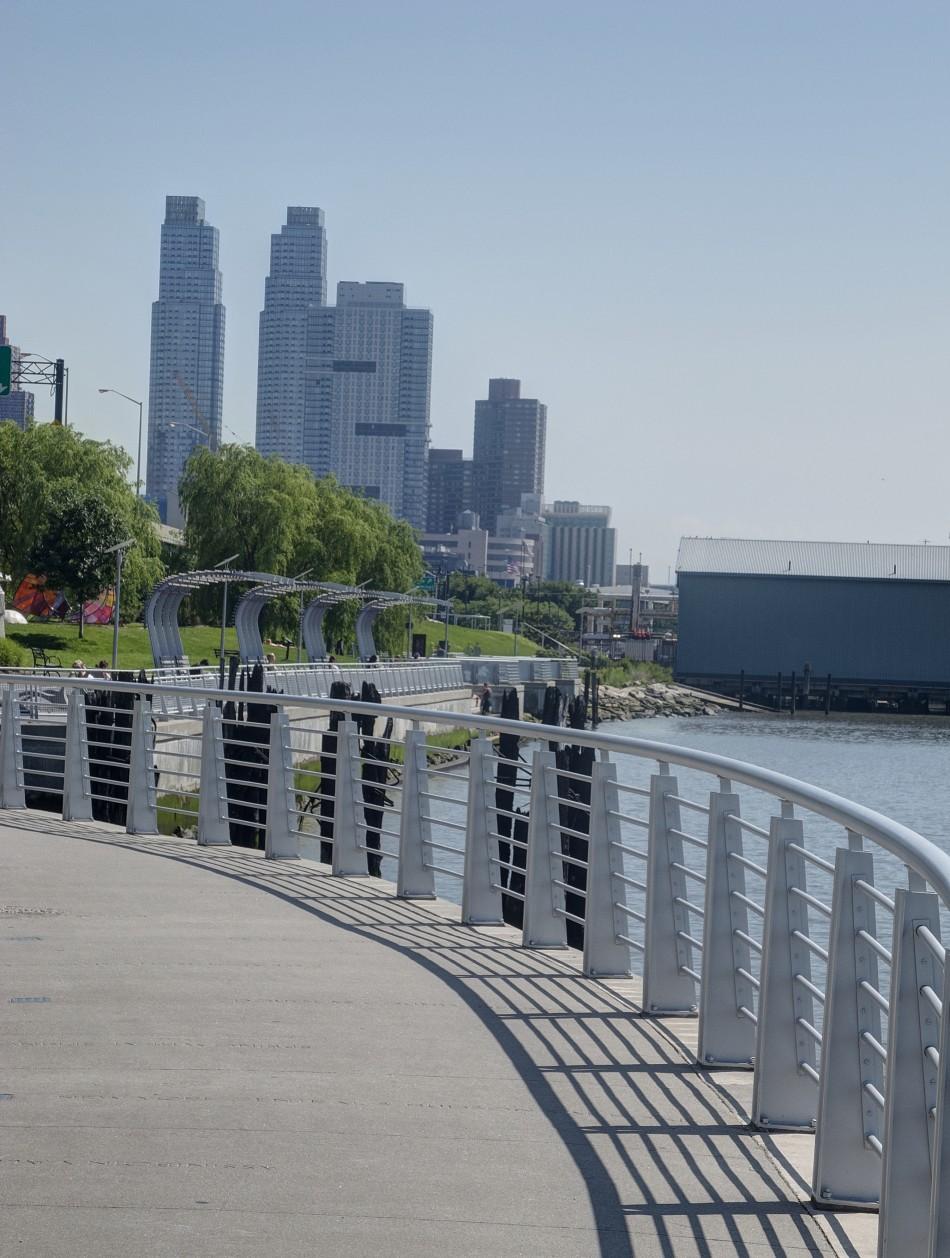 Hudson River Waterfront