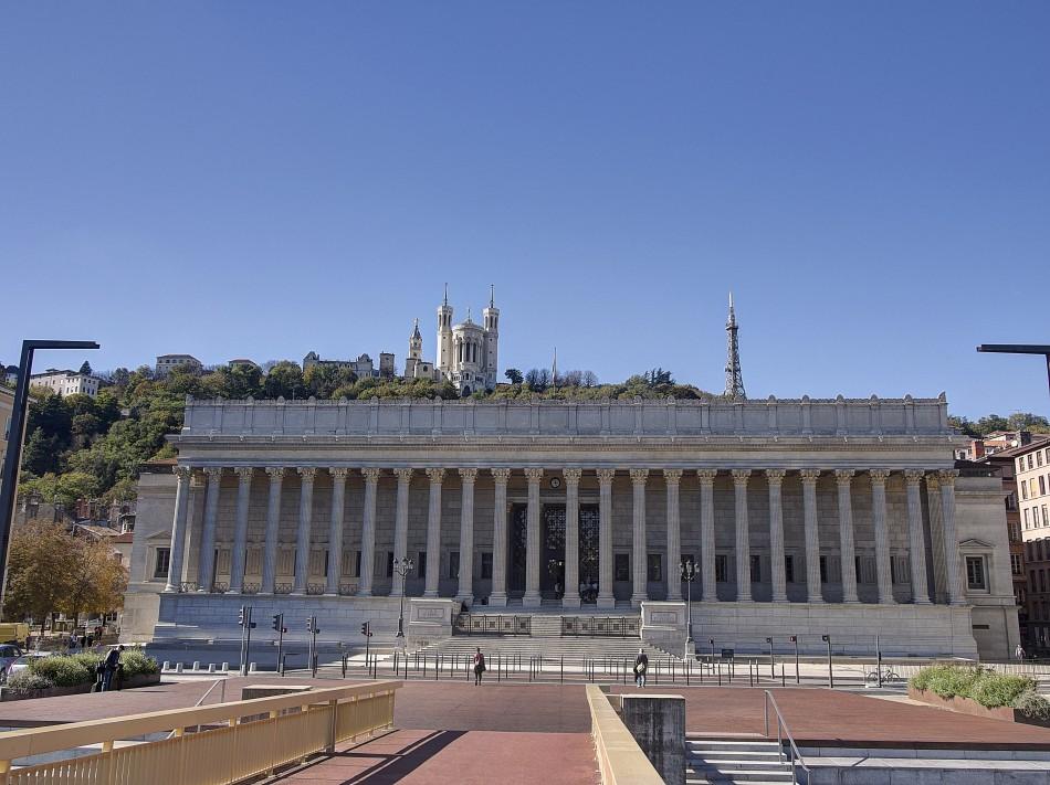 Palaise de Justice