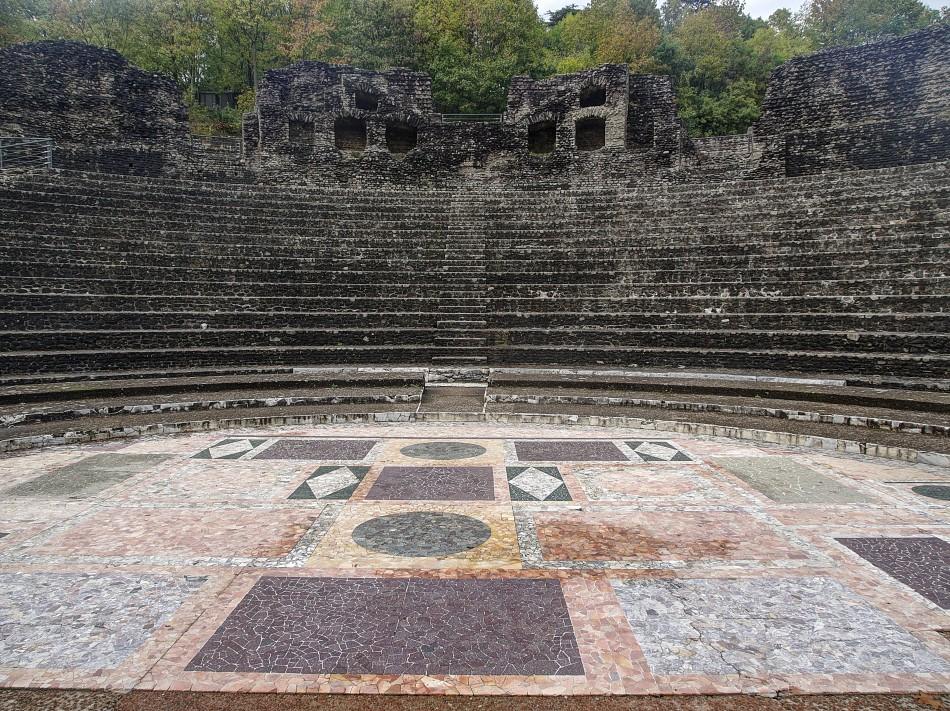 Roman Ampitheater in Lyon