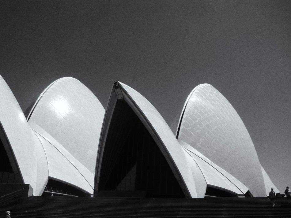 Sydney Opera House - A Different View