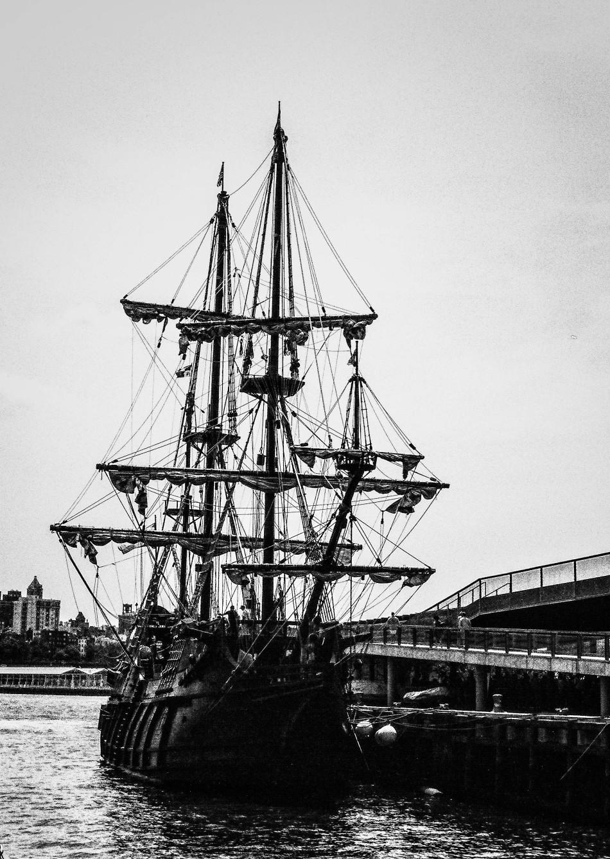 Sails at Rest