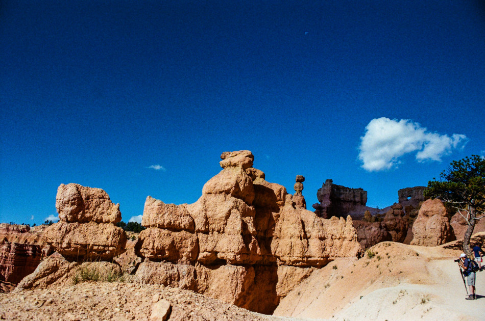 Photographing the Hoodoos