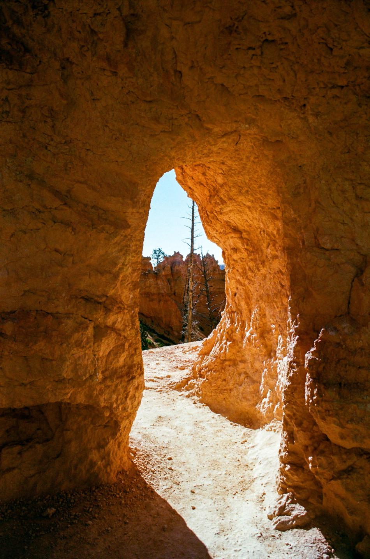 Hoodoo Tunnel