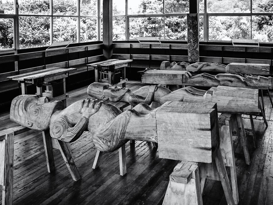 Maori Carving Studio