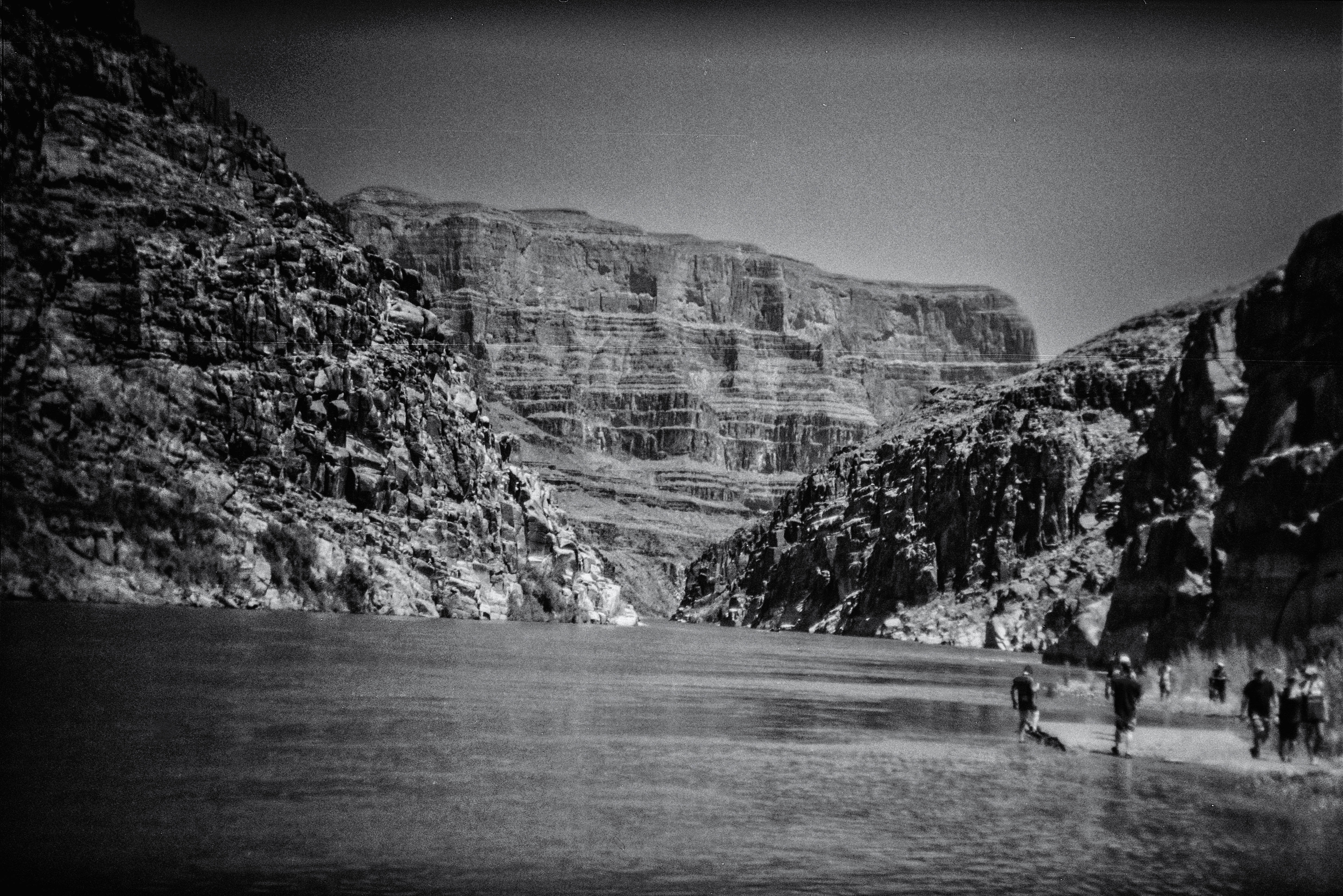 Holga Vision of the Grand Canyon