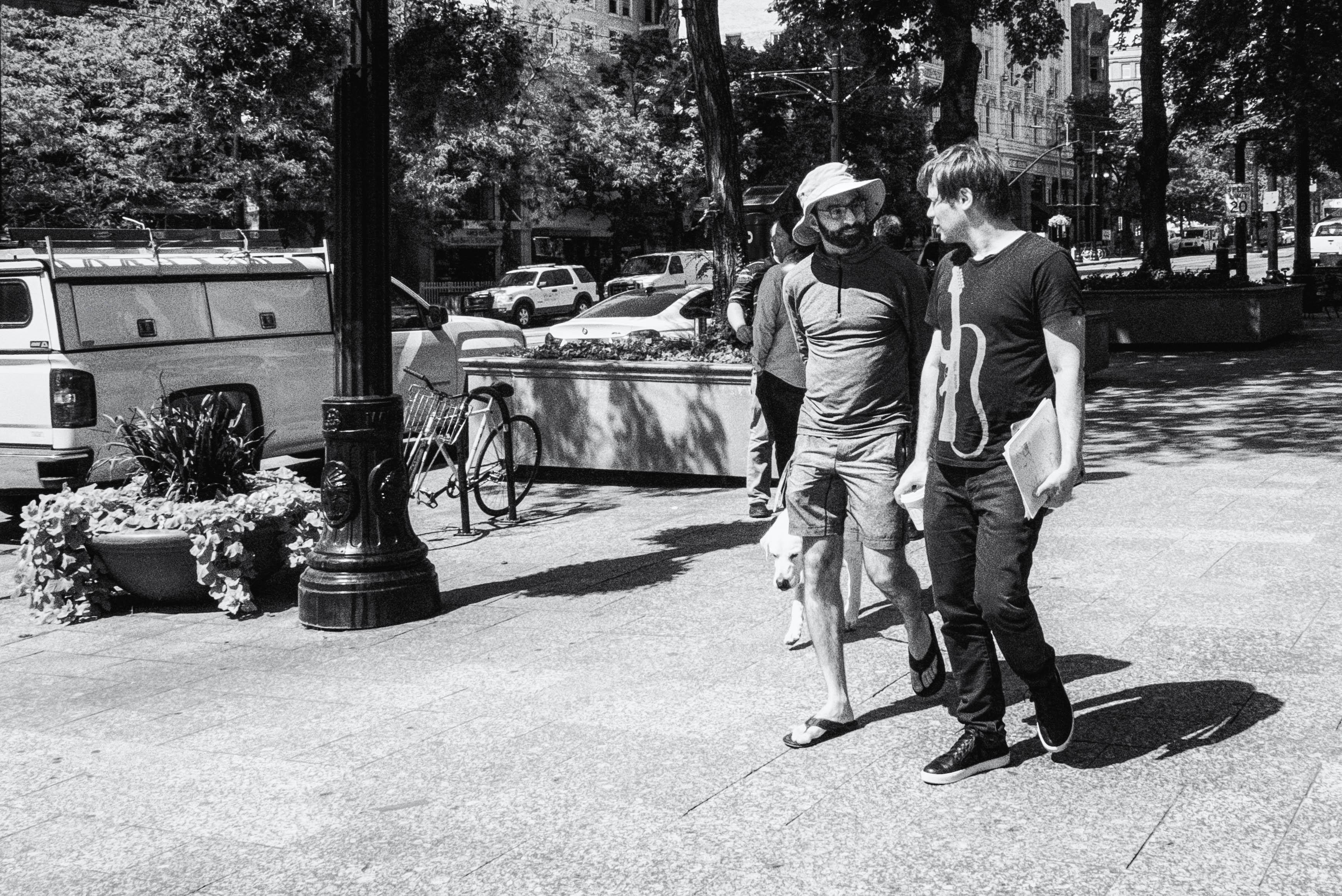 Street Talking Photography By CyberShutterbug