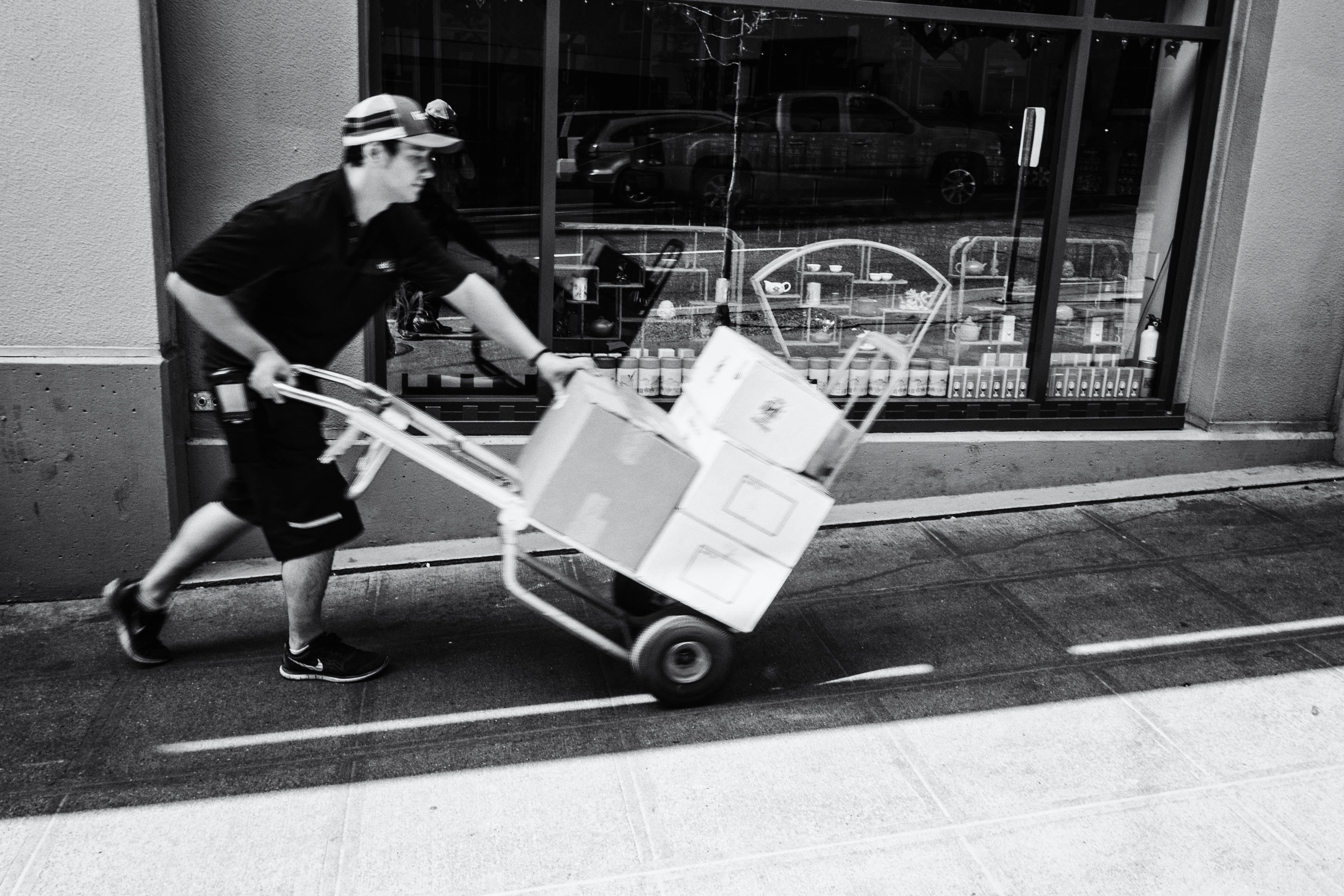 Uphill Delivery